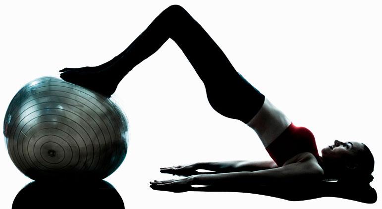 Pilates suelo terapéutico